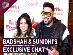 Badshah And Sunidhi Chauhan Talk About Dil Hai Hindustani | Exclusive | India Forums