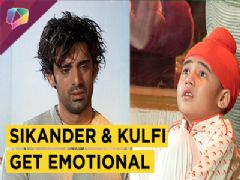 Sikander And Kulfi Get Emotional And Miss Their Family | Kulfi Kumar Bajewala