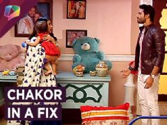 Chakor Gets Some Secret Call | Udaan | Colors