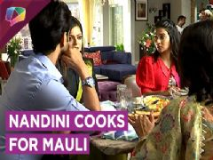 Nandini Takes Over Mauli's Kitchen? | Silsila Badalte Rishton Ka | Colors tv