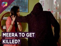 Meera Gets Attacked By A Stranger | Kaleerein | Zee Tv