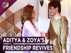 Aditya Asks Zoya To Arrange His Parent's Anniversary | Bepannah | Colors tv