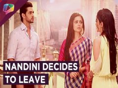 Nandini Decides To Leave | Kunal Feels Guilty | Silsila Badalte Rishton Ka