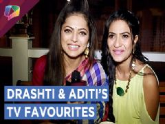 Drashti Dhami And Aditi Sharma Share Their Favourite Current Tv Trends | Exclusive