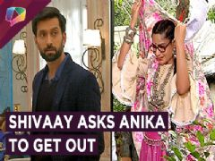 Anika Tries To Enter Oberoi Mansion In Disguise To Expose Daksh | Ishqbaaaz | Star Plus