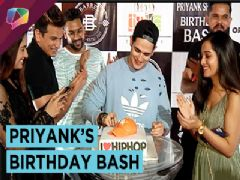 Priyank Sharma Celebrates His Birthday With Prince, Yuvika, Suyyash & More