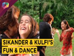 Sikander Dances To Make Kulfi Happy | Kulfi Kumar Bajewala | Star Plus