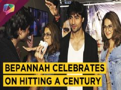 Bepannah Hits A Century | Jennifer Winget, Harshad  Chopda And More Celebrate