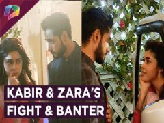 Kabir And Zara's Cute Moments And Argument | Ishq Subhan Allah