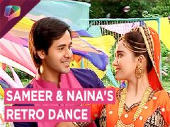 Naina's Marriage To Break | Sameer And Naina's Retro Dance | Yeh Unn Dino