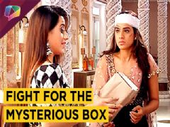 Major Fight Between Anjali and Tara For Mysterious Box