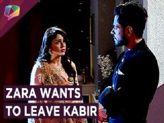 Zara's Life In Danger | Zara & Kabir To Leave Each Other | Ishq Subhan Allah