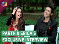 Parth Samathan And Erica Fernandes Aka Anurag And Prerna's Interview | Kasauti Zindagi Ki 2