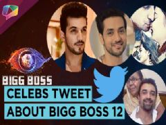 Ravi Dubey, Shakti Arora, Arjun Bijlani & More Tweet About Bigg Boss 12 | India Forums