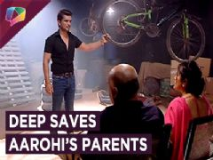 Deep Fights & Saves Aarohi's Parents | Ishq Main Marjawan | Colors tv