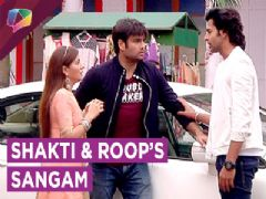 Roop Helps Harman And Saumya And Drops Them To Mumbai | Shakti & Roop | Colors tv