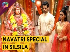 Mauli And Kunal's Navratri Special With Jay And Adya | Silsila & Internet Wala Love