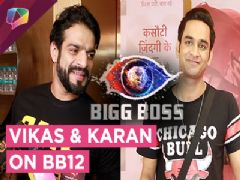 Vikas Gupta And Karan Patel Share About Bigg Boss 12 | India Forums