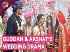 Guddan And Akshat's Dramatic Marriage | Guddan Tumse Na Ho Paega | Zee tv