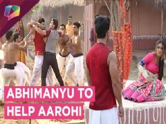 Shoaib Ibrahim Aka Abhimanyu Enters Ishq Main Marjawan To Help Aarohi | Deep Gets Attacked
