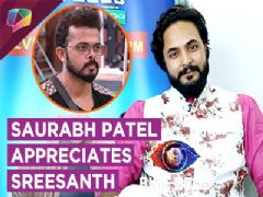 Saurabh Patel Says Sreesanth Is Playing A Good Game | Exclusive Eviction Interview | Bigg Boss 12