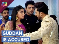 Guddan Is Accused Of Pushing Siddhi | Guddan Tumse Na Ho Paega | Major Drama