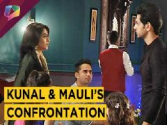 Kunal And Mauli Come Face To Face At The Diwali Party | Silsila Badalte Rishton Ka1