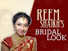 Reem Shaikh Talks About Her Bridal Look For Tujhse Hai Raabta | Exclusive