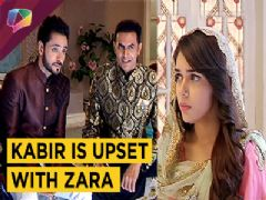 Kabir Is Upset With Zara | Problems Between Shahbaz And Kashan | Ishq Subhan Allah