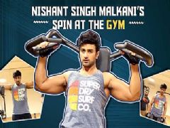 Nishant Singh Malkani Shares His Gym Spin Session With India Forums | Exclusive