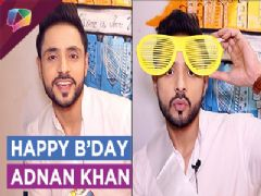 Adnan Khan aka Kabir From Ishq Subhan Allah Celebrates His Birthday | Exclusive.