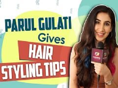 Parul Gulati Shares Different Hairstyle Tips With Hair Extensions | Exclusive | India Forums