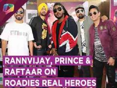Rannvijay Singha, Prince Narula & Raftaar's Exclusive Interview On MTV Roadies Real Heroes