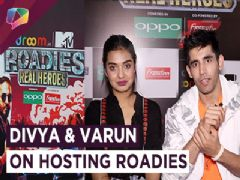 Divya Agarwal And Varun Sood On Their Roadies Real Heroes Experience | MTV India