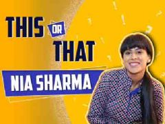 Nia Sharma: This Or That | Exclusive | India Forums