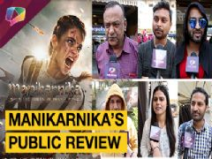 Manikarnika: The Queen Of Jhansi's Public Review | Kangana Ranaut | Ankita Lokhande
