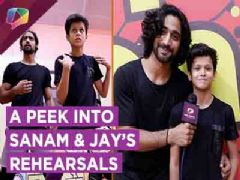 Sanam Johar And Jay Chauhan's Rehearsals For Super Dancer 3 | Share Secrets & More | Sony tv