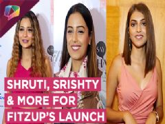 Shruti Sinha, Srishty Rode, Ankitta Sharma & More For Fitzup's launch