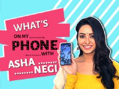 Asha Negi: What's On My Phone | Phone Secrets Revealed | India Forums