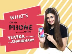 Yuvika Chaudhary: What's On My Phone | Phone Secrets Revealed | India Forums