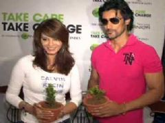 Kunal And Diana Launch 'Take Care Take Charge'