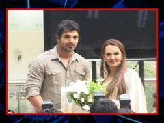 John Abraham at Blush Clinic's 16th Anniversary Bash