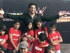 Shiamak and Shailendra Singh unveil a new movie