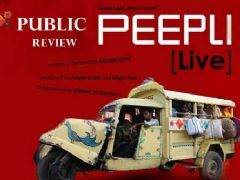 Peepli (LIVE) - Public Review