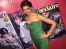 Deepika Padukone Launch Marie Claire Latest Issue