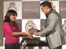 Salman Khan unveils Being Human Limited Edition Watches