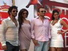 Deepika and Siddhartha Mallya at Kingfisher Calendar Event