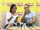 Rahul Bose and Shefali Shah promote their film Kucch Luv Jaisaa at Radio Mirchi