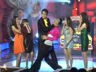 Television Celebs on the sets of Comedy Circus