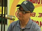 Vinay Pathak at Radio Mirchi to promote Bheja Fry 2
